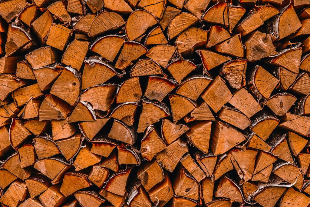 I tipi di legna da evitare per il tuo camino
